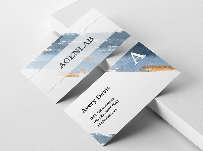 ipoh print offset business card