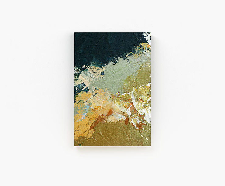 ipoh print canvas print rectangle